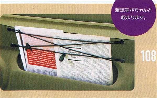 『MRワゴン』 純正 MF22S ドアポケットストリングス パーツ スズキ純正部品 mrwagon オプション アクセサリー 用品