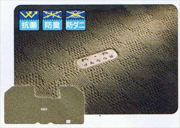 『MRワゴン』 純正 MF22S フロアマット・ジュータン(ノーブル)ベージュ パーツ スズキ純正部品 フロアカーペット カーマット カーペットマット mrwagon オプション アクセサリー 用品