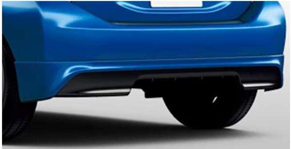 flor002 『アクア』 純正 NHP10 リヤバンパースポイラー パーツ トヨタ純正部品 aqua オプション アクセサリー 用品