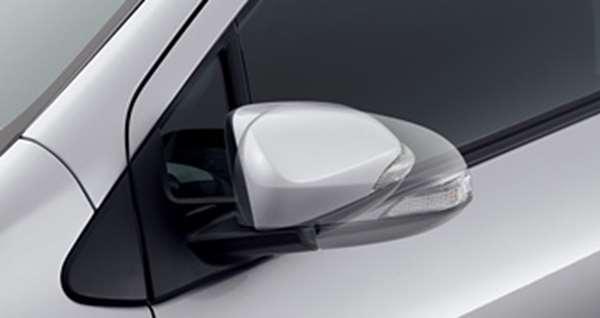 『アクア』 純正 NHP10 オートリトラクタブルミラー ※ミラー本体ではありません パーツ トヨタ純正部品 ドアミラー自動格納 駐車連動 aqua オプション アクセサリー 用品
