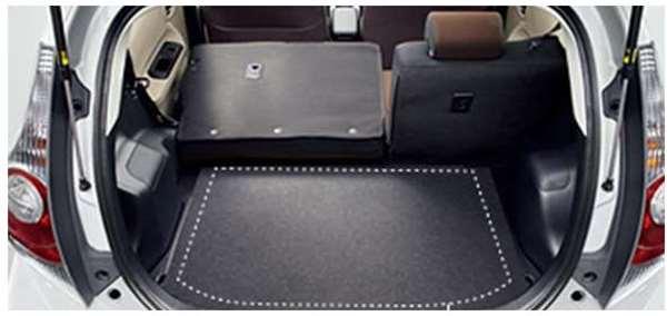 『アクア』 純正 NHP10 デッキボード 収納スペース付 パーツ トヨタ純正部品 aqua オプション アクセサリー 用品