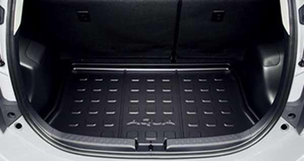 『アクア』 純正 NHP10 ラゲージトレイ パーツ トヨタ純正部品 aqua オプション アクセサリー 用品