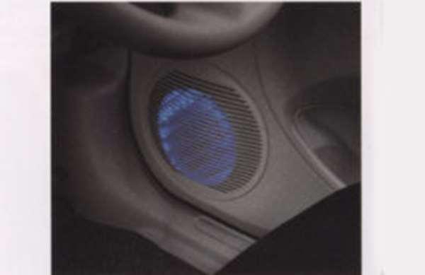 『iMiEV』 純正 V98W V97W V93W フロントドアスピーカーイルミネーション パーツ 三菱純正部品 オプション アクセサリー 用品