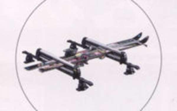 『iMiEV』 純正 V98W V97W V93W スキー&スノーボードアタッチメント(平積ロング) パーツ 三菱純正部品 キャリア別売りキャリア別売り オプション アクセサリー 用品