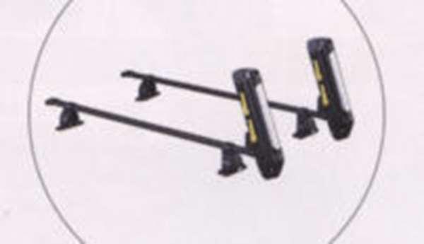 『iMiEV』 純正 V98W V97W V93W スキー&スノーボードアタッチメント パーツ 三菱純正部品 キャリア別売りキャリア別売り オプション アクセサリー 用品
