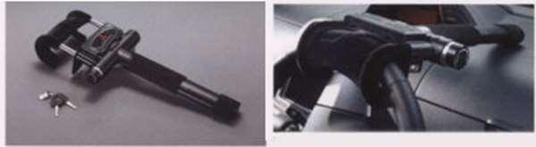 『iMiEV』 純正 V98W V97W V93W ステアリングロック(センサー付) パーツ 三菱純正部品 オプション アクセサリー 用品