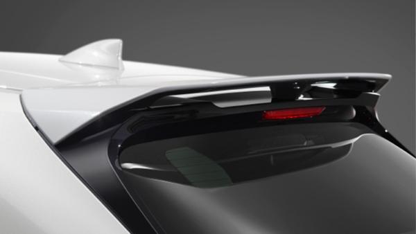 『UX』 純正 AWXBB MODELLISTA BLACK EDITION ルーフスポイラー 塗装済 パーツ レクサス純正部品 オプション アクセサリー 用品