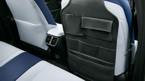 『UX』 純正 AWXBB シートバックストレージ 1席分 (1個) パーツ レクサス純正部品 オプション アクセサリー 用品