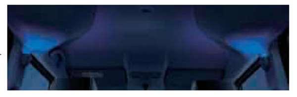 『NBOX+』 純正 JF1 ピラーイルミネーション パーツ ホンダ純正部品 オプション アクセサリー 用品