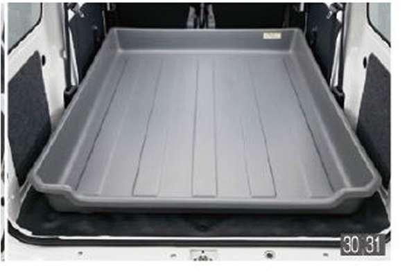 『ハイゼット カーゴ』 純正 S321V S331V ライトケース(2名乗車用) パーツ ダイハツ純正部品 トレイ ラゲージトレイ 荷室 オプション アクセサリー 用品