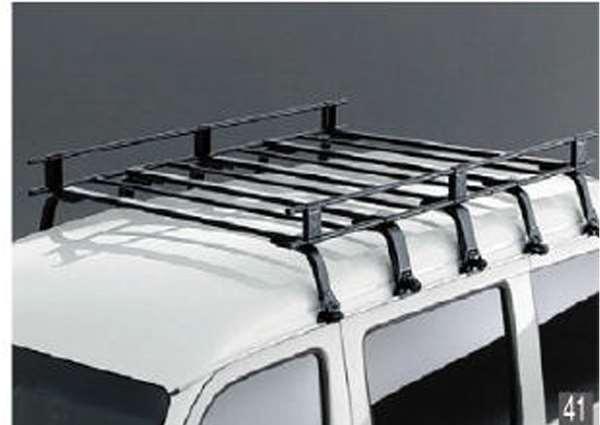 『ハイゼット カーゴ』 純正 S321V S331V ルーフキャリア(50kg積み) パーツ ダイハツ純正部品 オプション アクセサリー 用品