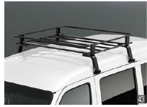 『ハイゼット カーゴ』 純正 S321V S331V ルーフキャリア(20kg積み) パーツ ダイハツ純正部品 オプション アクセサリー 用品