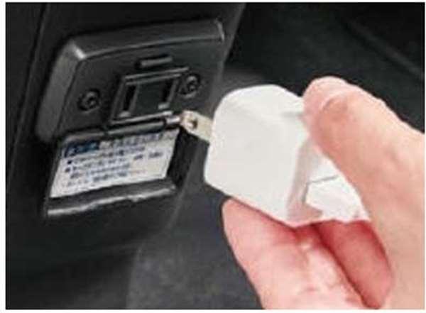 『ハイゼット カーゴ』 純正 S321V S331V AC100V電源 パーツ ダイハツ純正部品 オプション アクセサリー 用品