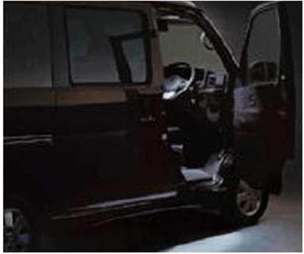 『ハイゼット カーゴ』 純正 S321V S331V エントリーライト パーツ ダイハツ純正部品 オプション アクセサリー 用品
