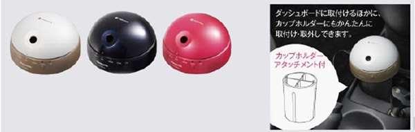 『ハイゼット カーゴ』 純正 S321V S331V アロマ機能付車載ナノイー発生機 パーツ ダイハツ純正部品 美肌 花粉 ダニ芳香剤 香 オプション アクセサリー 用品