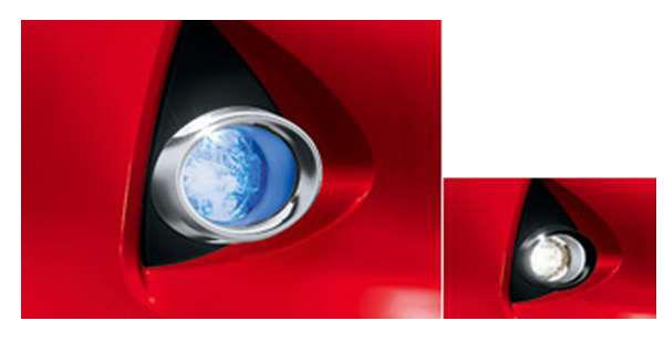 正牌的ZRE152H ZRE154H NZE151H LED雾灯&DRL电灯配套元件 ※fittingukitto和开关配套元件是其他出售零件丰田纯正零部件雾灯补助灯雾灯auris选项配饰用品