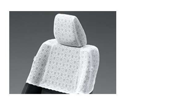 『オーリス』 純正 ZRE152H ZRE154H NZE151H ハーフシートカバー ラグジュアリータイプ パーツ トヨタ純正部品 座席カバー 汚れ シート保護 auris オプション アクセサリー 用品