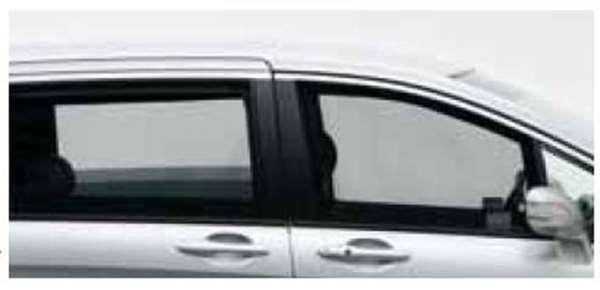 『フリード』 純正 GP3 ドアウインドゥメッシュ 左右セット パーツ ホンダ純正部品 FREED オプション アクセサリー 用品