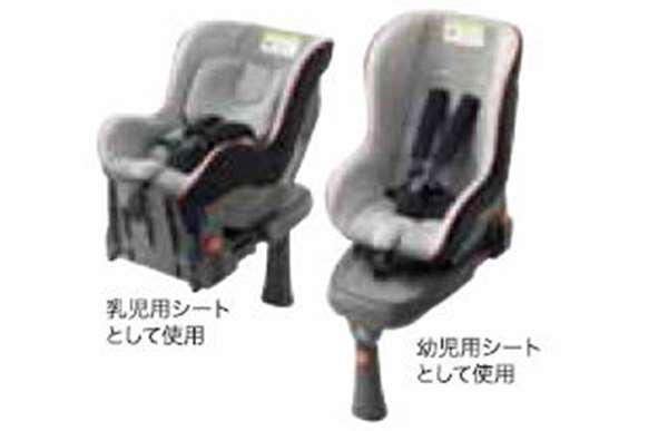 【フリード】純正 GP3 ISO FIXチャイルドシート Honda ISOFIX Neo パーツ ホンダ純正部品 FREED オプション アクセサリー 用品