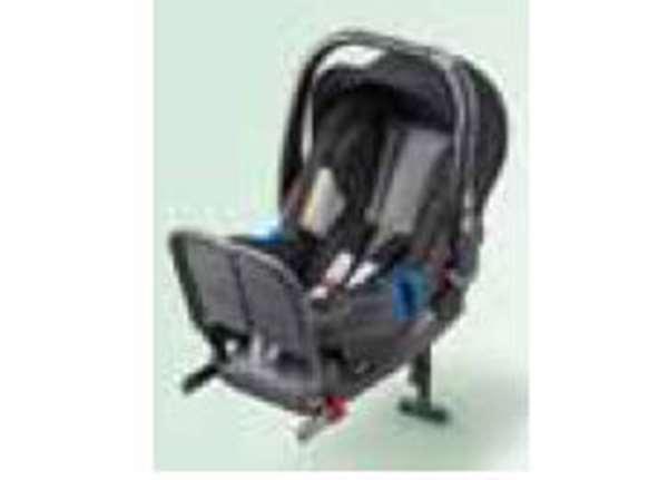 【フリード】純正 GP3 ISO FIXチャイルドシート Honda Baby ISOFIX パーツ ホンダ純正部品 FREED オプション アクセサリー 用品