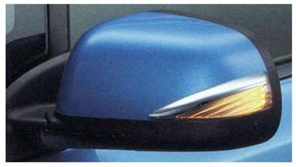 『リーフ』 純正 AZE0 スタイリッシュドアミラーウインカー パーツ 日産純正部品 leaf オプション アクセサリー 用品