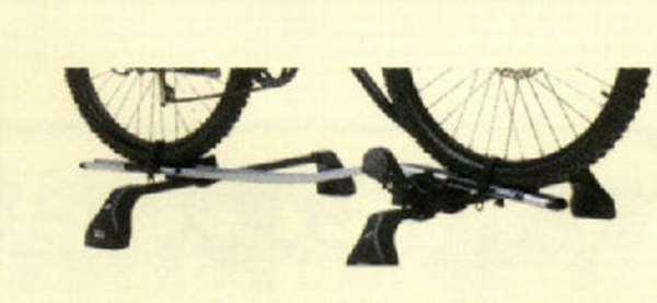 『プレマシー』 純正 CWFFW サイクルアタッチメント(THULE製) パーツ マツダ純正部品 PREMACY オプション アクセサリー 用品