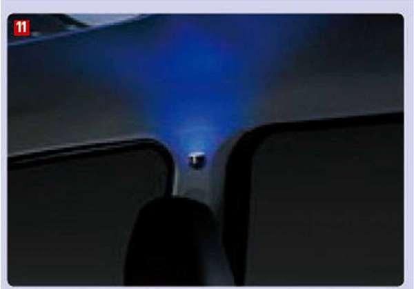 『ステラ』 純正 LA150F LA160F センターピラーイルミネーション(2モードタイプ) パーツ スバル純正部品 照明 ライト オプション アクセサリー 用品
