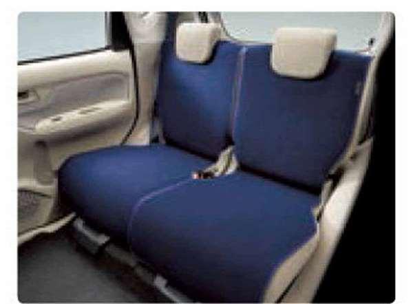 『ステラ』 純正 LA150F LA160F シートエプロン(後席用) パーツ スバル純正部品 汚れから保護 セミシートカバー オプション アクセサリー 用品