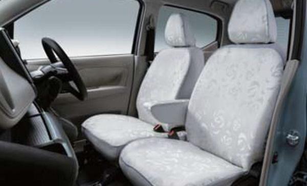 『ekクロス』 純正 B34W B35W B37W B38W B33W B36W シートカバー(ファブリック) パーツ 三菱純正部品 座席カバー 汚れ シート保護 オプション アクセサリー 用品