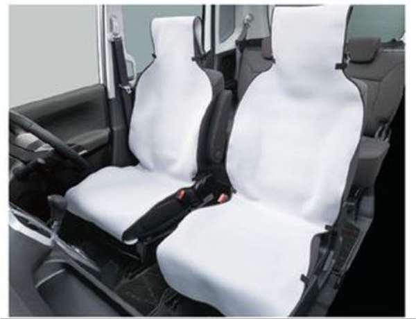 ソリオ 純正 送料無料 MA46S MA36S MA26S 防水シートカバー パーツ 汚れ 用品 座席カバー シート保護 アクセサリー オプション スズキ純正部品 5☆好評