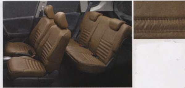 『フィット』 純正 GE6 GE7 GE8 GE9 シートカバー フルタイプ(本革製)フロント・リアセット※アームレスト非装着車用 パーツ ホンダ純正部品 座席カバー 汚れ シート保護 FIT オプション アクセサリー 用品