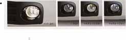 『フィット』 純正 GE6 GE7 GE8 GE9 ハロゲンフォグライト(アクティブバンパー用)左右セット マルチコートイエロー パーツ ホンダ純正部品 フォグランプ 補助灯 霧灯 FIT オプション アクセサリー 用品