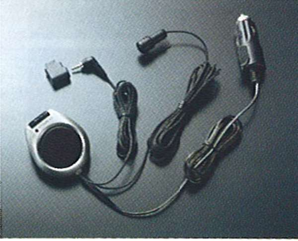 AD SEAL限定商品 純正 VAY12 VY12 携帯電話用ハンズフリーキット イヤホン端子接続タイプ パーツ アクセサリー 通話 用品 日産純正部品 買収 安全 携帯電話 オプション