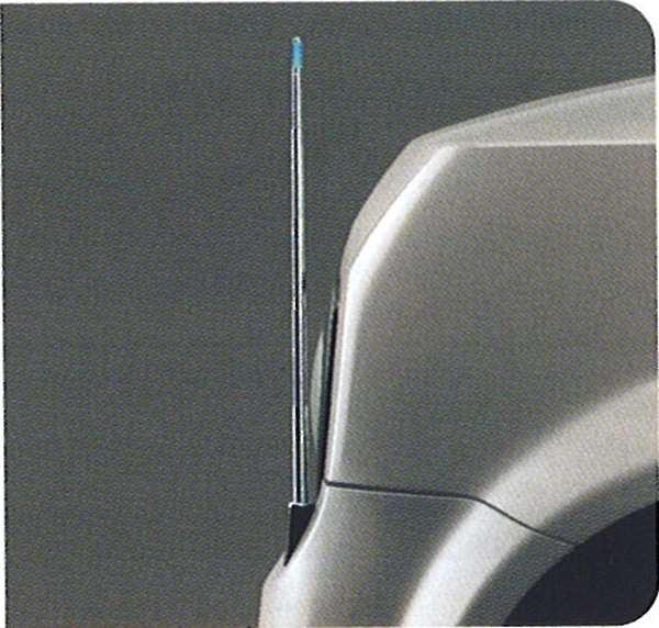 『キューブ』 純正 YZ11 BZ11 BNZ11 電動格納式ネオンコントロール フルオート昇降スイッチ付 パーツ 日産純正部品 コーナーポール フェンダーランプ フェンダーライト CUBE オプション アクセサリー 用品