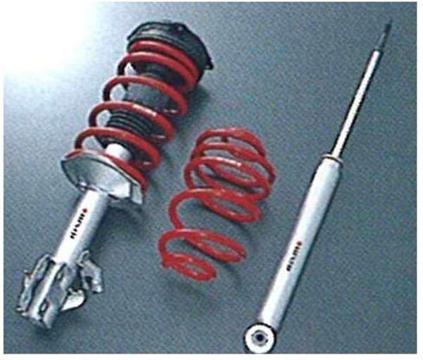 『キューブ』 純正 YZ11 BZ11 BNZ11 S-tUneサスペンションキット パーツ 日産純正部品 安定性 バランス ローダウン CUBE オプション アクセサリー 用品