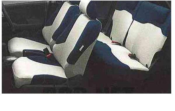 『フィット』 純正 GE6 GE9 シートカバー/フルタイプ/フロント・リアセット(アームレスト装備車用) パーツ ホンダ純正部品 座席カバー 汚れ シート保護 FIT オプション アクセサリー 用品