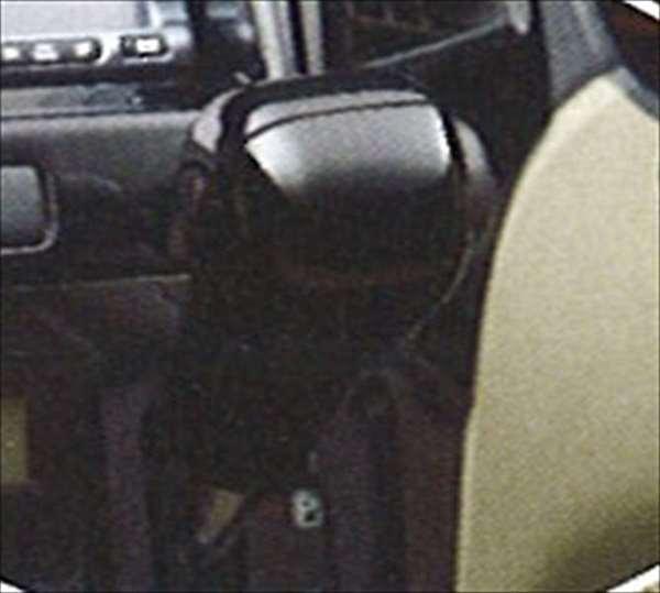 『パレット』 純正 MK21S インパネシフトノブカバー(ピアノブラック調) パーツ スズキ純正部品 palette オプション アクセサリー 用品