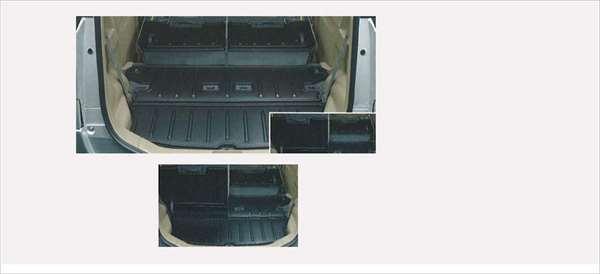 『パレット』 純正 MK21S ラゲッジトレー(シート背裏あり) パーツ スズキ純正部品 palette オプション アクセサリー 用品