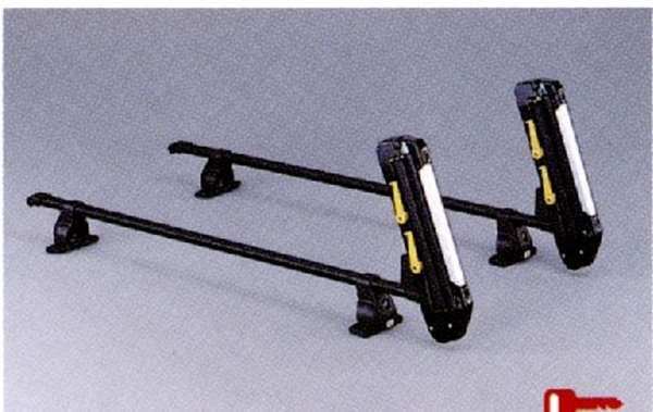 『コルト』 純正 Z21A Z23A Z27AG スキー&スノーボードアタッチメント(斜積みロング) パーツ 三菱純正部品 キャリア別売りキャリア別売り COLT オプション アクセサリー 用品
