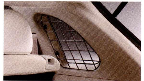 『コルト』 純正 Z21A Z23A Z27AG クォーターウインドネット パーツ 三菱純正部品 COLT オプション アクセサリー 用品
