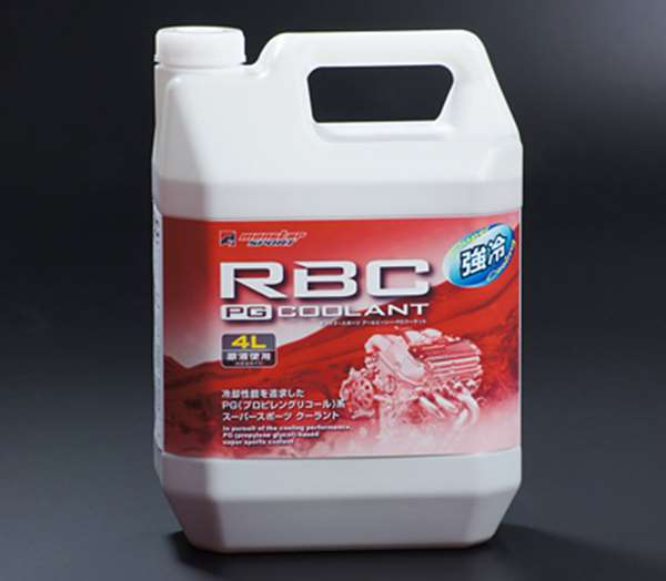 Chevrolet Cruze PG coolant RBC 1 l ZZEL01R generic Monster Suzuki sports