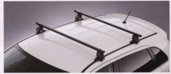 『RVR』 純正 GA3W ベースキャイア(ルーフレール未装着車用) パーツ 三菱純正部品 車載 キャリア取付用 オプション アクセサリー 用品