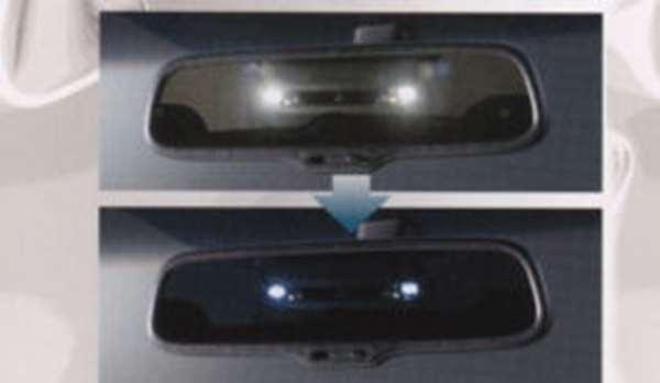 『RVR』 純正 GA3W オート防眩ルームミラー パーツ 三菱純正部品 オプション アクセサリー 用品