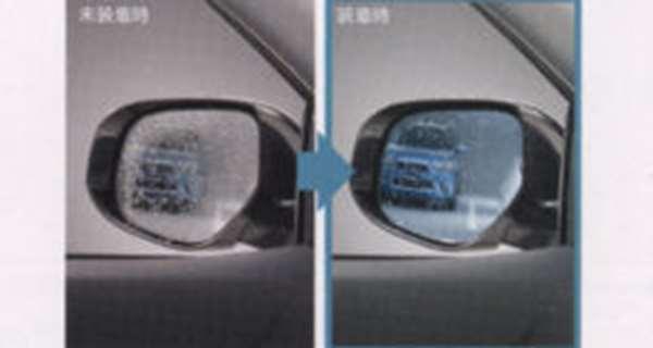 『RVR』 純正 GA3W 親水鏡面ドアミラー ※ターンランプ無サイドミラー車用 パーツ 三菱純正部品 オプション アクセサリー 用品