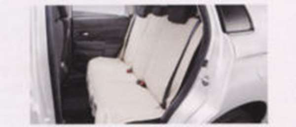 『RVR』 純正 GA3W チャイルドクッションカバー パーツ 三菱純正部品 オプション アクセサリー 用品