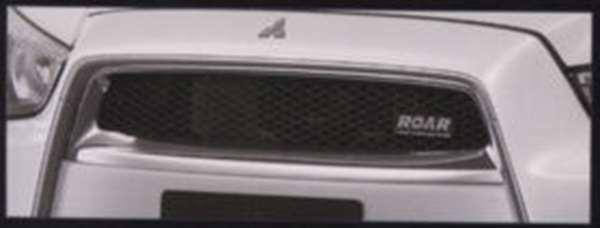『RVR』 純正 GA3W ROAR メッキフロントグリル パーツ 三菱純正部品 カスタム エアロパーツ オプション アクセサリー 用品