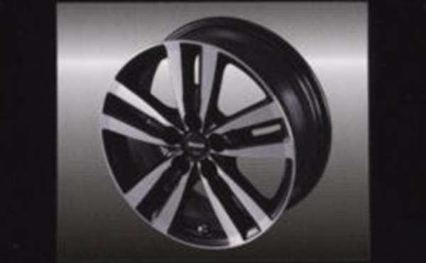 『RVR』 純正 GA3W ROAR アルミホイール(1本からの販売) ※17×6.5JJ、インセット46mm パーツ 三菱純正部品 安心の純正品 オプション アクセサリー 用品