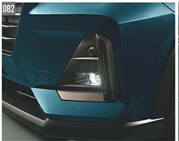 『ロッキー』 純正 A200S A210S LEDフォグランプ パーツ ダイハツ純正部品 フォグライト 補助灯 霧灯 オプション アクセサリー 用品