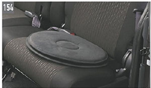『ロッキー』 純正 A200S A210S 回転クッション パーツ ダイハツ純正部品 オプション アクセサリー 用品