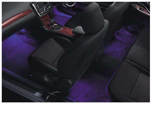 『アリオン』 純正 ZRT261 ZRT260 インテリアイルミネーション パーツ トヨタ純正部品 照明 明かり ライト allion オプション アクセサリー 用品